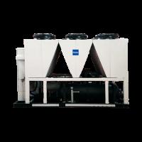 Чиллеры с воздушным охлаждением и компрессором на магнитном подвесе